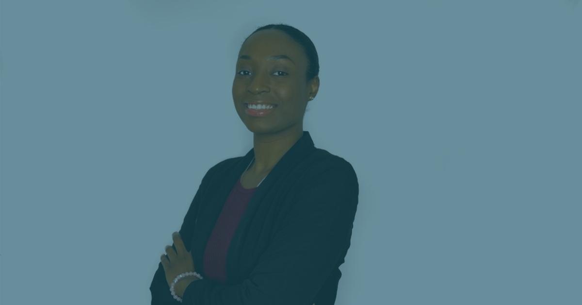 Étudiante entrepreneure Maeva Anastase